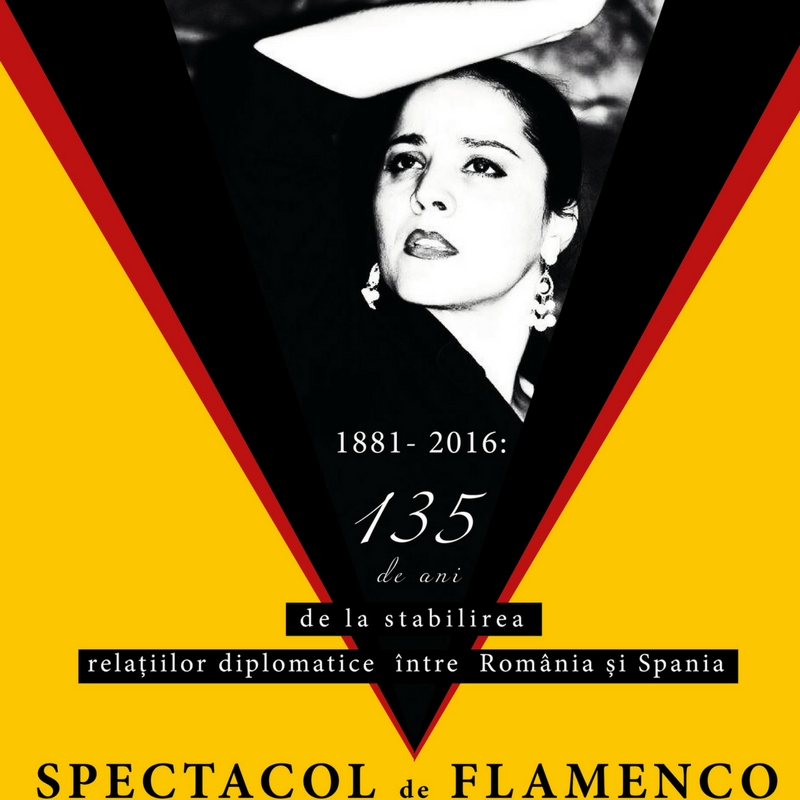 Spectacol de flamenco la UVT